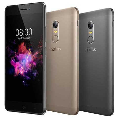 tp link neffos x1 and neffos x1 max smartphones announced at ifa 2016 techandroids