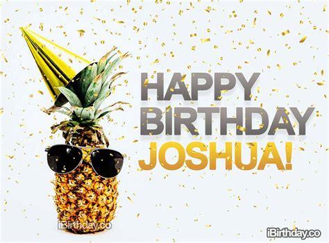 happy birthday joshua memes wishes  quotes