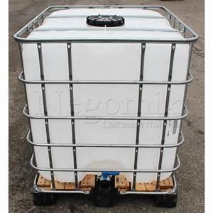 Recuperateur Eau De Pluie 1000 Litres : cuve recuperation eau de pluie ~ Premium-room.com Idées de Décoration
