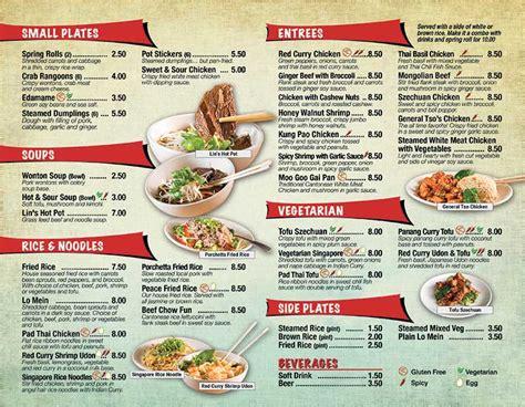 cuisine menu restaurant menu printing services that will get the best