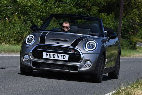 mini cooper  convertible  facelift review auto