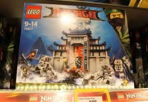 Movie Ninjago LEGO Sets