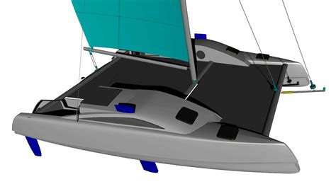 Catamaran Design News by Trimaran Projects And Multihull News