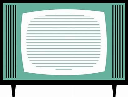 Tv Fashioned Clipart Television Clip Rones 1950s