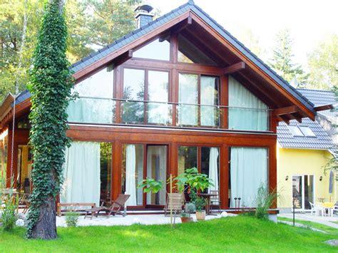Diese Vorteile Bietet Ein Holzhaus by Holzst 228 Nderhaus Holzst 228 Nderbauweise Concentus