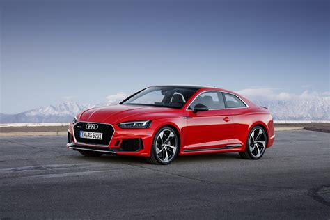 Audi Rs5 Picture by Audi Launches New Rs5 Coupe With 450 Ps Bi Turbo V6 Tfsi