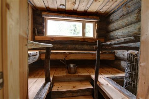 Sauna Cabin by Smallhousebliss Villa Is A Family Sized Vacation