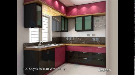 1 Rk Home Interior Design : Interior Design 1 Room Kitchen