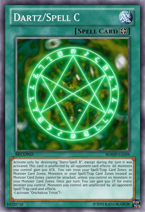 orichalcos deck legacy of the duelist duel dartz from yu gi oh season 4 casual
