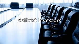 Intermediate Investing: Activist Investors - CollegeInvestr
