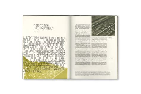 the legacy of italian typography graphis