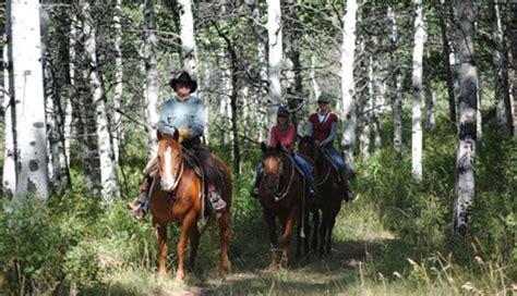 horseback riding park trails private utah mountain