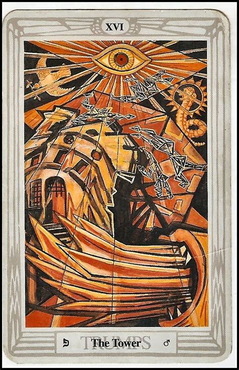 thoth deck the crowley thoth deck tarot card with
