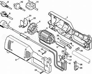 34 Stihl Fs 90 Parts Diagram