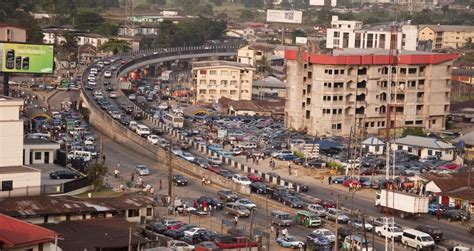 nigeria cities  pictures port harcourt city  pictures