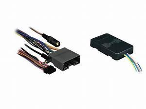 Metra Xsvi-6522-nav 07-up Chrysler Interface Harness W   Rap  U0026 Navigation Outputs