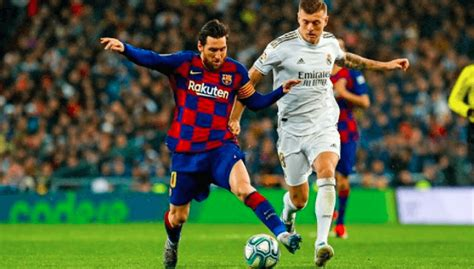 Confirman fecha del Barcelona vs Real Madrid: ¿A qué hora ...