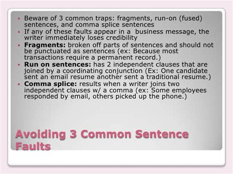 Should A Resume Be Written In Complete Sentences by Bs 150 Chapter 3 Notes
