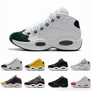 Designer Shoes Allen Iverson Question Mid Q1 Basketball ...