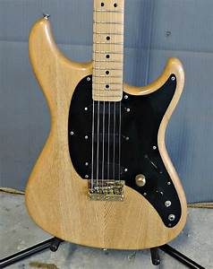 Vintage 1980 Ibanez Blazer Series Electric Guitar Made In