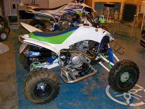 Gazgas Raptor 100 Image by Pics Of Raptor 125 Race Yamaha Raptor Forum