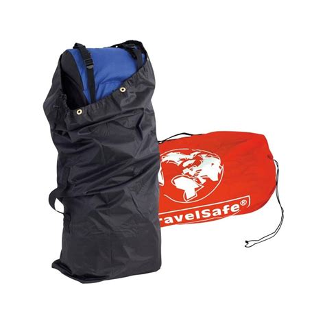 accessoires sac a dos sac de protection sac a dos pour voyage en avion travelsafe