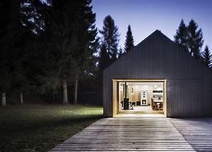 Legno Haus De : una casa in legno sorge da un bar anni 39 70 ~ Markanthonyermac.com Haus und Dekorationen