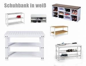 Schuhbank Weiß Landhaus : sch ne schuhbank in weiss ~ Sanjose-hotels-ca.com Haus und Dekorationen