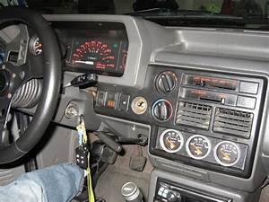 Mazda B2200 Interior