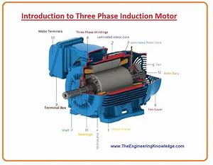 Introduction To Three Phase Induction Motor