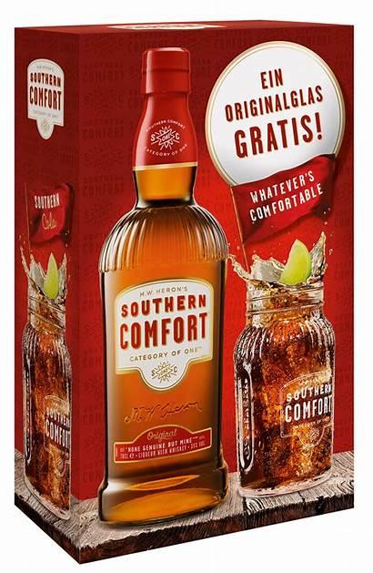 Comfort Southern Geschenkset Glas