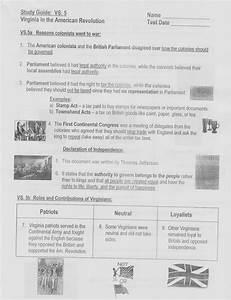 4th Grade Homework Va Studies Guides And Notes  U2014 Db