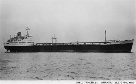 shell tanker photographs