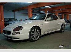 2000 Maserati 3200 GT Car Photo and Specs