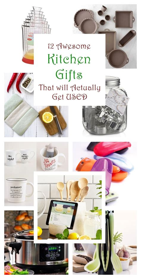 twelve practical kitchen gifts   holidays