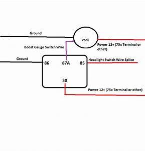 defi gauges wiring stewart warner gauges elsavadorla With prosport boost gauge wiring
