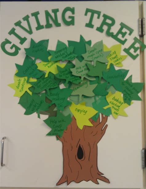 giving tree preschool tips for a stress free curriculum scholastic 946