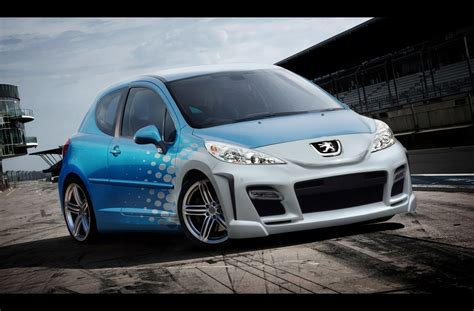 siege 207 rc peugeot images peugeot 207 tuning hd wallpaper and