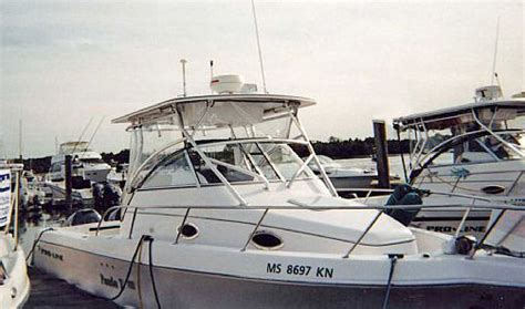 Proline Boats For Sale In Wisconsin by Used 2001 Proline 27 Walkaround For Sale In Weymouth