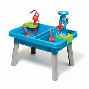 Table Jeux D Eau : table sable et eau sabl o oxybul pour enfant de 1 an et ~ Melissatoandfro.com Idées de Décoration