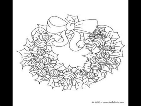christmas coloring pages  print  youtube