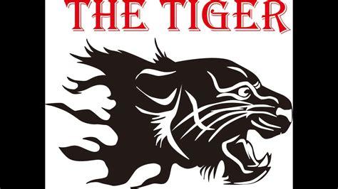 tutorial vektor corel draw vektor macan tiger vector