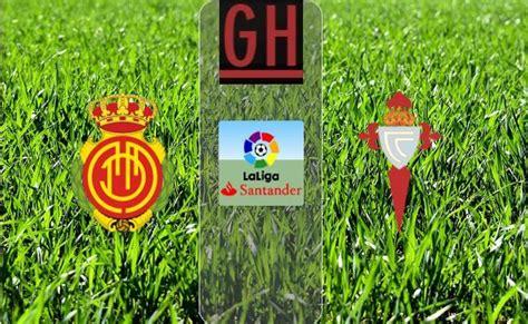 Mallorca 5-1 Celta Vigo – LaLiga Santander – FootballGH ...