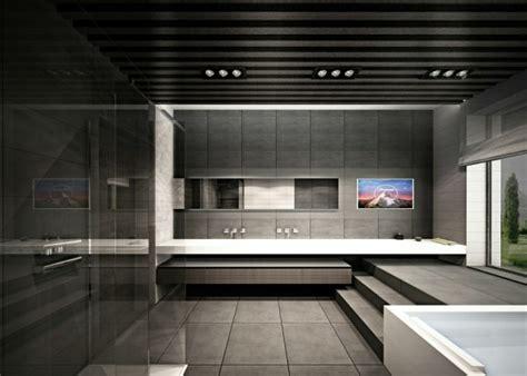 modele salle de bain de luxe quelques exemples design