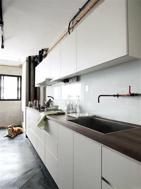 backsplash ideas   easy clean kitchen home decor