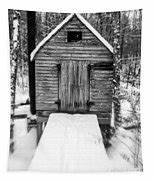 Creepy Cabin In The Woods Photograph by Edward Fielding