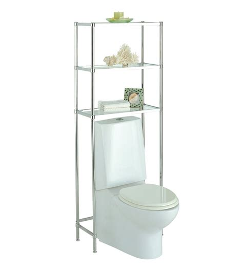 toilet etagere    toilet shelving