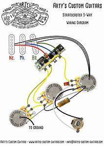 920d Strat 5-way Wiring Harness Diagram