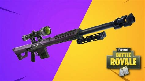 Weapons That Need To Go In Fortnite Season 6