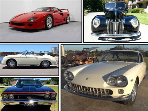 Bnocom Auto Auctions  Classic & Exotic Cars Auction